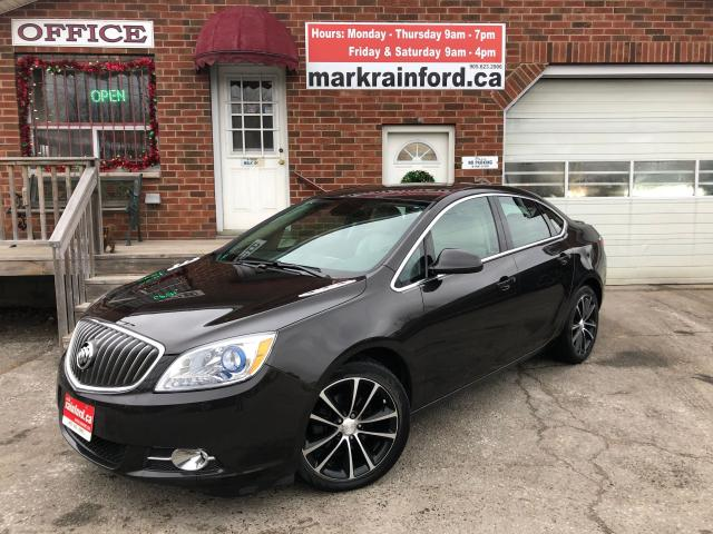 2016 Buick Verano Sport Touring Sunroof Back Up Cam BlueT Rem Start