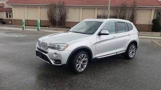 Used 2016 BMW X3 xDrive28i for sale in Windsor, ON
