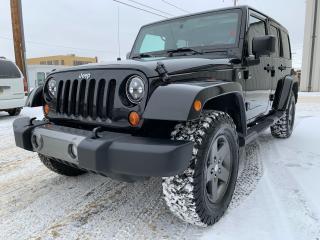 Used 2011 Jeep Wrangler Mojave for sale in Saskatoon, SK
