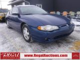 Photo of Blue 2003 Chevrolet MONTE CARLO SS 2D COUPE
