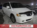 Photo of White 2002 Honda Odyssey