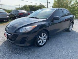 Used 2010 Mazda MAZDA3 GX ALLOY WHEELS BLUETOOTH for sale in Stouffville, ON