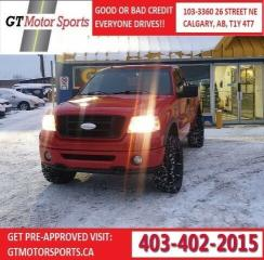 Used 2008 Ford F-150 FX4 for sale in Calgary, AB