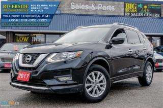 Used 2017 Nissan Rogue SV for sale in Guelph, ON