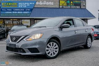 Used 2018 Nissan Sentra S for sale in Guelph, ON