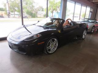Used 2005 Ferrari F430 Spider - for sale in Winnipeg, MB