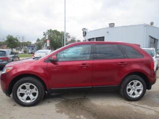 Used 2014 Ford Edge SEL AWD - LTHR/NAV/CAMERA for sale in Winnipeg, MB