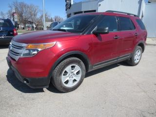 Used 2013 Ford Explorer 7 PASSENGER 4WD for sale in Winnipeg, MB