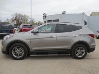 Used 2018 Hyundai Santa Fe Sport 2.4 AWD SUNROOF/LEATHER/CAMERA for sale in Winnipeg, MB