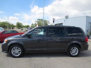 Used 2015 Dodge Grand Caravan SXT Plus - Stow N Go/DVD/Camera/Bluetooth for sale in Winnipeg, MB