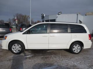 Used 2011 Dodge Grand Caravan 4dr Stow n Go - Rear A/C/Heat for sale in Winnipeg, MB