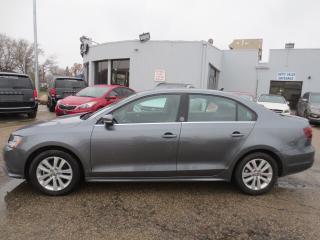 Used 2017 Volkswagen Jetta Sedan 1.4 TSI Auto Wolfsburg Edition - Sunroof/HTD Seats for sale in Winnipeg, MB