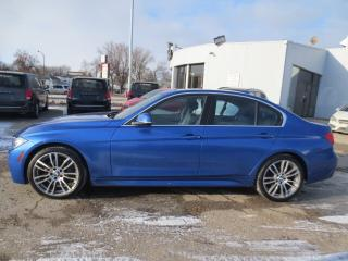 Used 2015 BMW 3 Series 4dr Sdn 335i xDrive AWD - Mpackage/Sunroof/Nav/Lth for sale in Winnipeg, MB