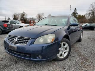 Used 2005 Nissan Altima 2.5 for sale in Stittsville, ON