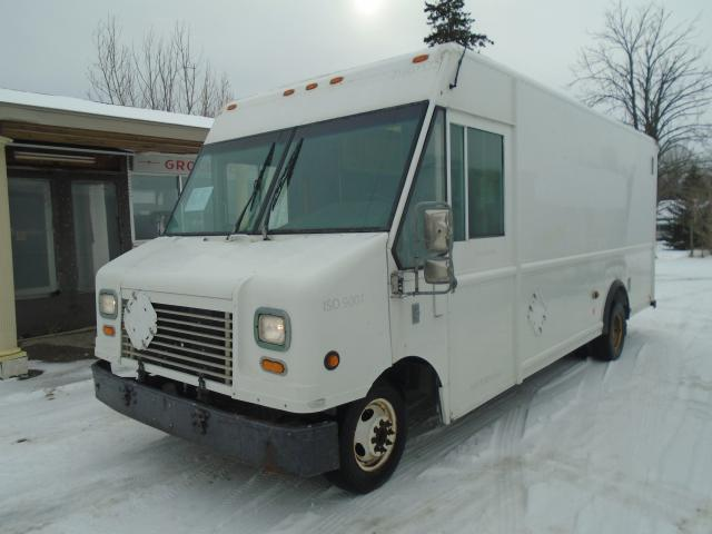 2007 Ford E450 STEP VAN