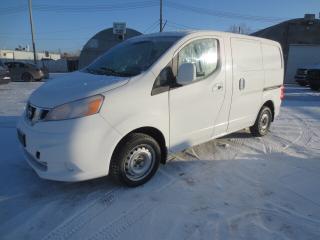 Used 2013 Nissan NV200 I4 SV - Cargo for sale in Winnipeg, MB