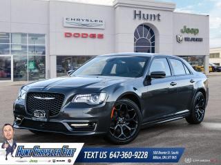 Used 2019 Chrysler 300 S | SAFETY GROUP | NAV | ALPINE | EX CHRYSLER CAR for sale in Milton, ON