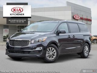 New 2020 Kia Sedona LX+ for sale in Kitchener, ON