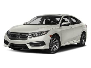 Used 2017 Honda Civic Sedan 4dr CVT EX for sale in Mississauga, ON
