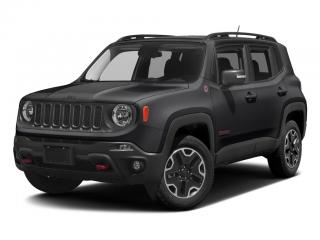 Used 2016 Jeep Renegade 4WD 4dr Trailhawk for sale in Mississauga, ON