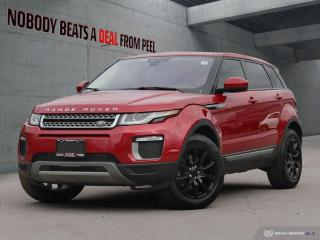 Used 2016 Land Rover Evoque SE*Cold Weather*Grained Leather*Meridian Sound* for sale in Mississauga, ON