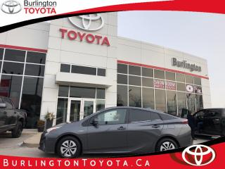 Used 2017 Toyota Prius Touring for sale in Burlington, ON