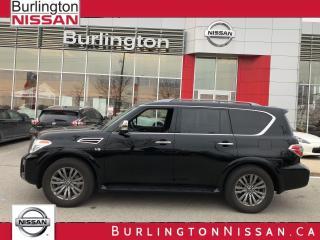Used 2019 Nissan Armada Platinum Reserve for sale in Burlington, ON
