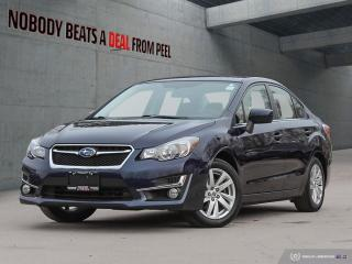 Used 2016 Subaru Impreza 4dr Sdn CVT 2.0i w-Touring Pkg for sale in Mississauga, ON