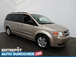 Used 2008 Dodge Grand Caravan SE Automatique - A/C - Stow'NGo - 7 Passagers for sale in Laval, QC