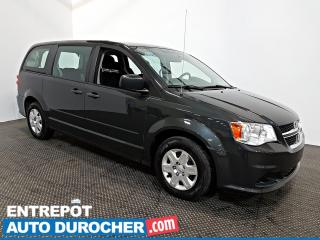 Used 2012 Dodge Grand Caravan Automatique - AIR CLIMATISÉ - 7 Passagers for sale in Laval, QC