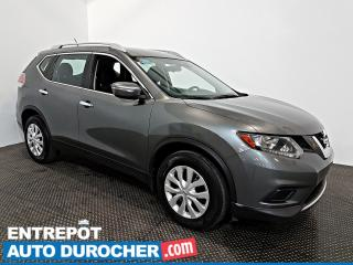 Used 2015 Nissan Rogue S Automatique - AIR CLIMATISÉ - Caméra de Recul for sale in Laval, QC