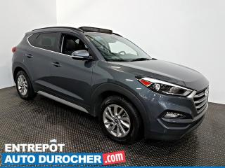 Used 2017 Hyundai Tucson Luxury AWD NAVIGATION - Toit Ouvrant - A/C - Cuir for sale in Laval, QC