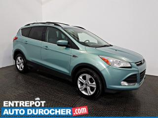 Used 2013 Ford Escape SE AWD Automatique - A/C - Sièges Chauffants for sale in Laval, QC