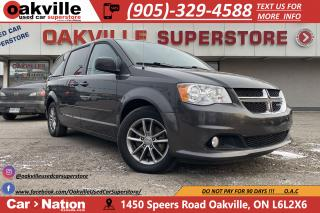 Used 2015 Dodge Grand Caravan SXT PREMIUM PLUS | CAPTAIN CHAIRS | B/U CAM for sale in Oakville, ON