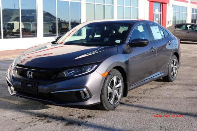 2020 Honda Civic Sedan Civic LX