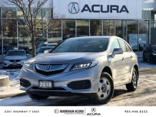 Used 2018 Acura RDX Tech for sale in Markham, ON