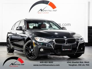 Used 2015 BMW 3 Series 328i xDrive|M-Sport|Navigation|Red Leather for sale in Vaughan, ON
