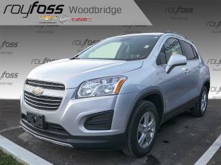 Used 2016 Chevrolet Trax AWD 4dr LT Backup Camera for sale in Woodbridge, ON