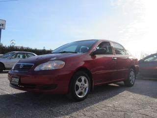 Used 2006 Toyota Corolla CE / ONE OWNER for sale in Newmarket, ON