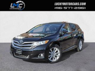 Used 2016 Toyota Venza XLE AWD-PANOROOF-NAVI-BACKUP CAM-4CYL-99KMS for sale in Toronto, ON