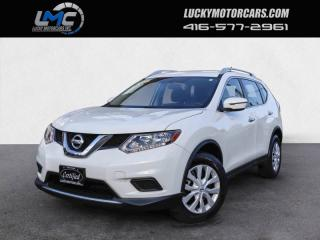 Used 2016 Nissan Rogue S-BACKUP CAMERA-BLUETOOTH-NO ACCIDENTS-45KMS for sale in Toronto, ON