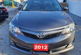 Used 2012 Toyota Camry 4dr Sdn I4 Auto for sale in Mississauga, ON