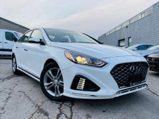 Used 2019 Hyundai Sonata SUN ROOF|LEATHER HEATED SEATS|BACKUP CAMERA for sale in Brampton, ON