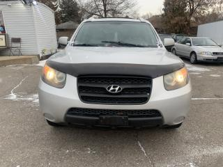 Used 2007 Hyundai Santa Fe FWD 4dr 3.3L Auto GL 7-PASSENGER.. EXTRA SET OF RIMS & TIRES for sale in Brampton, ON