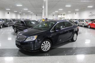 Used 2015 Buick Verano NO ACCIDENTS I POWER OPTIONS I KEYLESS ENTRY I CRUISE I BT for sale in Mississauga, ON