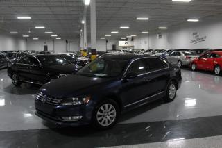 Used 2012 Volkswagen Passat TDI HIGHLINE I NAVIGATION I LEATHER I SUNROOF I PUSH START for sale in Mississauga, ON