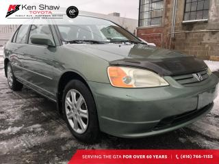 Used 2003 Honda Civic for sale in Toronto, ON