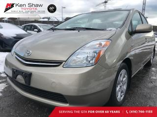 Used 2007 Toyota Prius | ONE OWNER | BRAKE ASSIST | for sale in Toronto, ON
