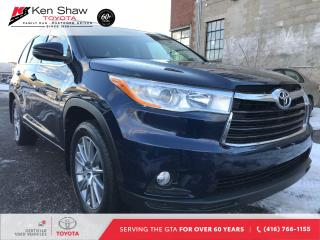 Used 2016 Toyota Highlander | AWD | REAR PARKING CAM | for sale in Toronto, ON