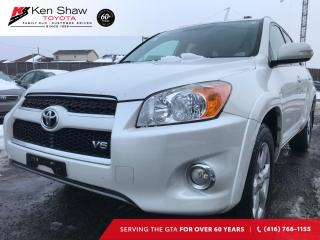 Used 2010 Toyota RAV4 SUNROOF | DETAILED | 4WD for sale in Toronto, ON